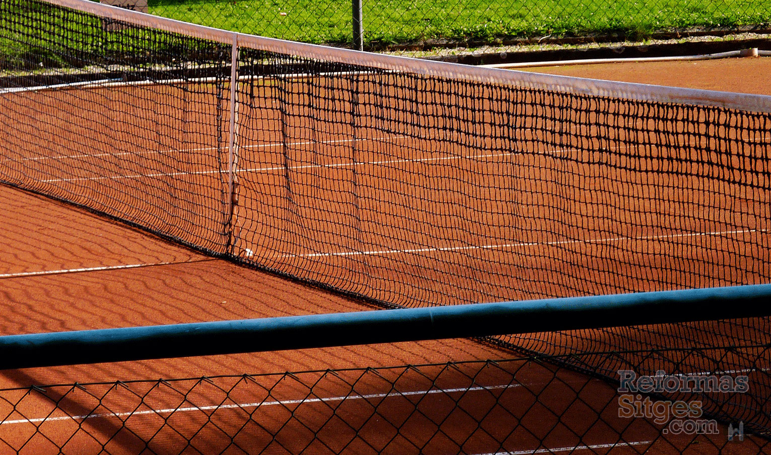 Tennis Courts & Leisure​ - Sitges